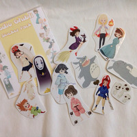 Ghibli Sticker Pack