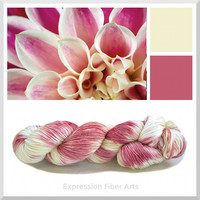 Expression Fiber Arts ~ Gorgeous, Gasp-Worthy Yarn and Fiber ~