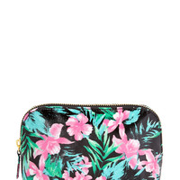 Island Life Small Cosmetic Bag