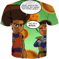 Dragon ball Boondocks