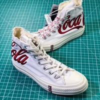 Kith X Coca-cola X Converse Chuck Taylor All Star 1970s Sneakers - Best Online Sale