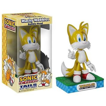 Sonic the Hedgehog: Tails Wacky Wobbler