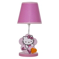 Bedtime Originals Hello Kitty  Ballerina Lamp
