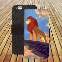 iphone 6 case cartoon lion colorful iphone 4/4s iphone 5 5C 5S iPhone 6 Plus iphone 5C Wallet Case,iPhone 5 Case,Cover,Cases colorful pattern L546