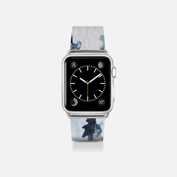 Snow and water Apple Watch Band (38mm) by VanessaGF | Casetify