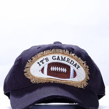 It's Gameday Football Distressed Hat