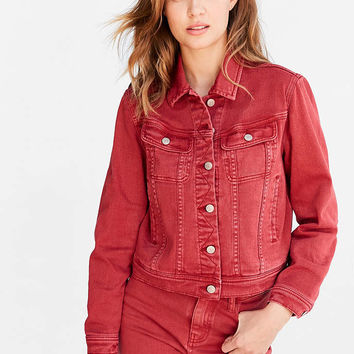 BDG Color Classic Trucker Jacket - Urban Outfitters