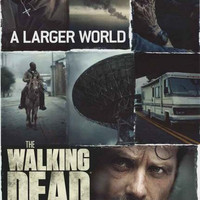 Walking Dead TV Show Poster 22x34