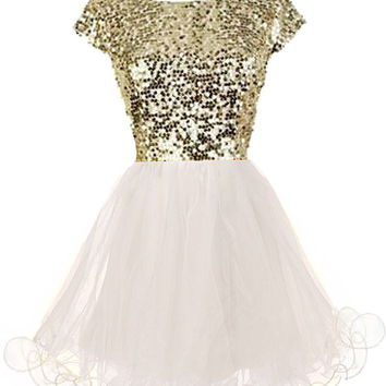 Prom Song Dress