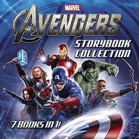 Marvel's the Avengers Storybook Collection