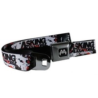 Asking Alexandria On A Fast Track To The Grave Seatbelt Belt - Buy Online at Grindstore.com