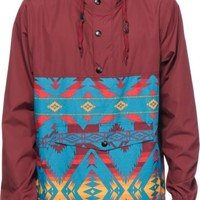 Dravus Trail Tribal Anorak Jacket