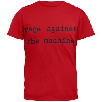 Rage Against The Machine - Molotov T-Shirt