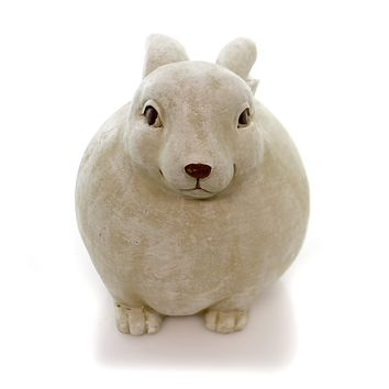 Home & Garden Rabbit Garden Statue Outdoor Decor