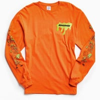 Nickelodeon Splat Long Sleeve Tee - Urban Outfitters