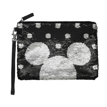 Mickey and Minnie Two-Way Sequin Pouch | Mickey Mouse Accessories | CathKidston