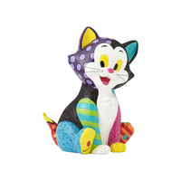 Disney Figaro from Pinocchio by Britto Resin Figurine New with Box