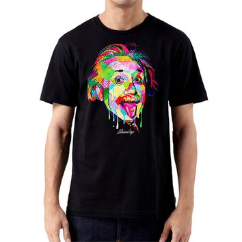 Men's Pop Art Albert Tee