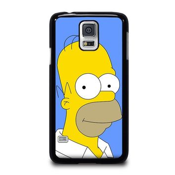HOMER SIMPSONS Samsung Galaxy S5 Case Cover