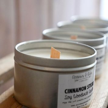 Soy Woodwick Candle