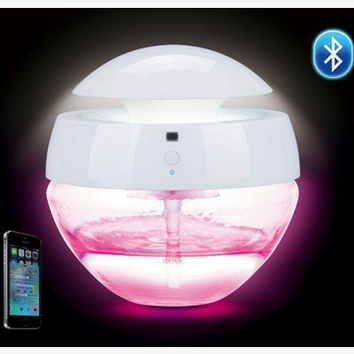 Multi-functioned Lights Wireless Bluetooth Air Purifier [6284372742]