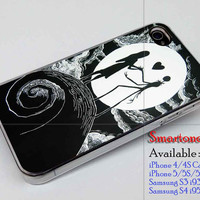 Love The Nightmare Before Christmas iphone 4,4s,5,5s,5c case ,samsung s3, s4 case ,accesories design by : smartonecase