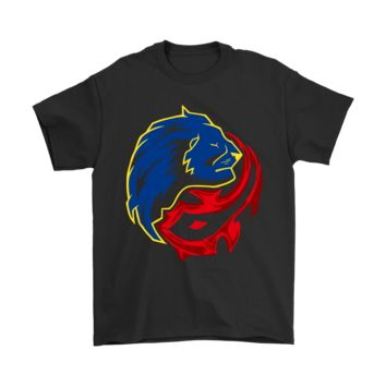 KUYOU World Of Warcraft The Alliance And The Horde Yin Yang Shirts
