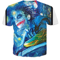 Joker Starry Night