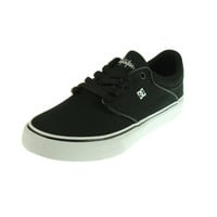 DC Mens Mikey Taylor Vulc Tx Textured Casual Skateboarding Shoes