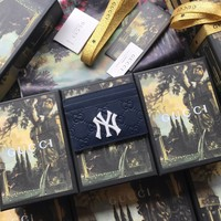 Gucci Card case with NY Yankees™ patch