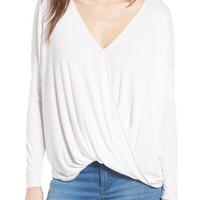 Lira Clothing Spirit Surplice Top | Nordstrom