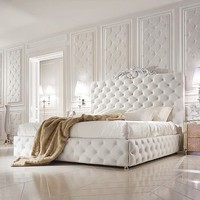 DIOR BLANCHE Bed Frame
