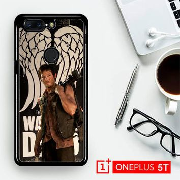 The Walking Dead Daryl Dixon Wings Z2791  OnePLus 5T / One Plus 5T Case