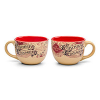 Harry Potter Mischief Managed Ceramic Soup Mug