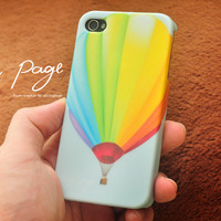 iphone case : Colorful hot air balloon