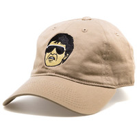 Tony Montana Khaki dad hat by Roberto Vincenzo