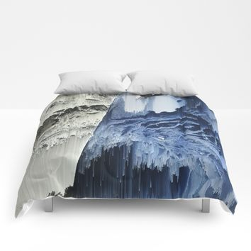 Mucho Frio Comforters by DuckyB