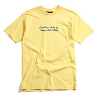 Divine T-Shirt Banana Yellow