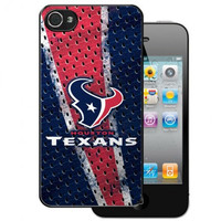 NFL Licensed Protector Case for iPhone 4 / 4S - Houston Texans