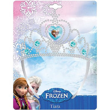 Disney Frozen Crown Tiara on Header Card