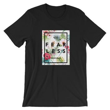 Fearless Tropical Tee