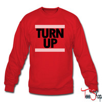RUN DMC turnup 1 sweatshirt