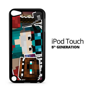 Minecraft Freddy's Operation iPod Touch 5 Case