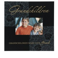 Malden Grandchildren Storyboard Wood Frame, 4 by 6