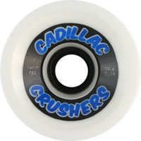 Cadillac Crusher 74Mm 78A Wht W/Blue