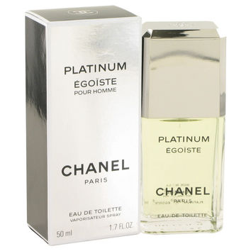Egoiste Platinum Cologne 1.7 oz Eau De Toilette Spray