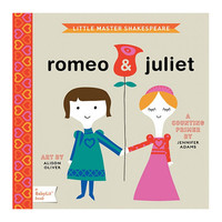 ROMEO & JULIET CHILDREN'S BOOK