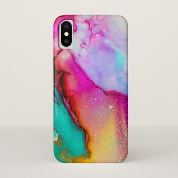 Coloring Mashup Apple iPhone X cases