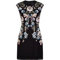 Needle & Thread Oriental Garden Embellished Dress | Harrods