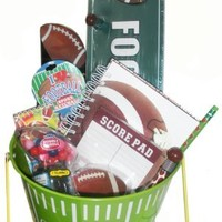 Football Ultimate Gift Basket- Perfect for Easter, Birthdays, Christmas, or Other Occassions